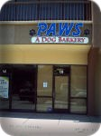 Paws Barkery Lighted Channel Sign