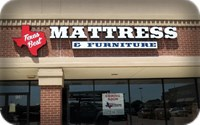 Texas Best Mattress Face Lit Lettering