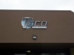 Teco Channel Letters with Digitally Printed Graphics by Signs Manufacturing, Texas