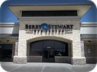 Berry Stewart Channel Letter Signage