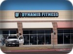 Dyanamis Fitness Lighted Channel Letters, Dallas, TX