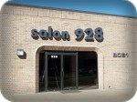 Salon 928 Lighted Channel Letters, Dallas, TX